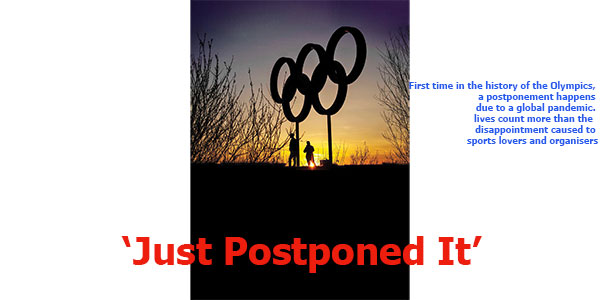 Just Postponed It