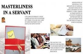 Masterliness In A Servant