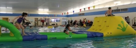 The Advantages of Having an Indoor Pool in School