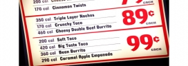 Mention of Calorie Content on Menu Cards to Fight Obesity Crisis