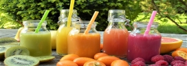 Don't Let Children Drink Too Much Juice,  Sugar Water With Little Nutrients