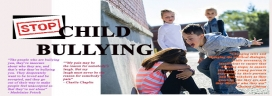 Preventing Child Bullying in Schools