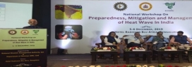Two-day National Workshop on Preparedness for Heat Wave concludes in Bengaluru