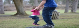 Parents' physical activity helps kids with developmental disabilities