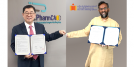 IIT Hyderabad and PharmCADD signed a pact for the co-development of new drugs